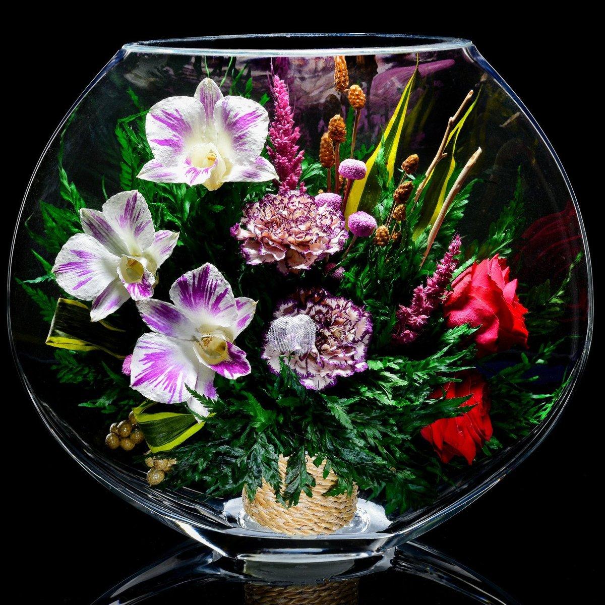 Оживающие картинки цветы