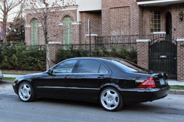 2004 mercedes s500 4 matic