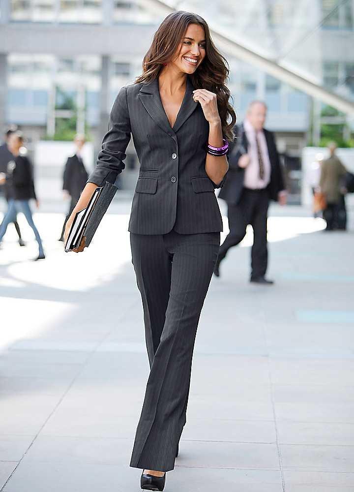 бизнес леди в брюках героини итальянского мультсериала