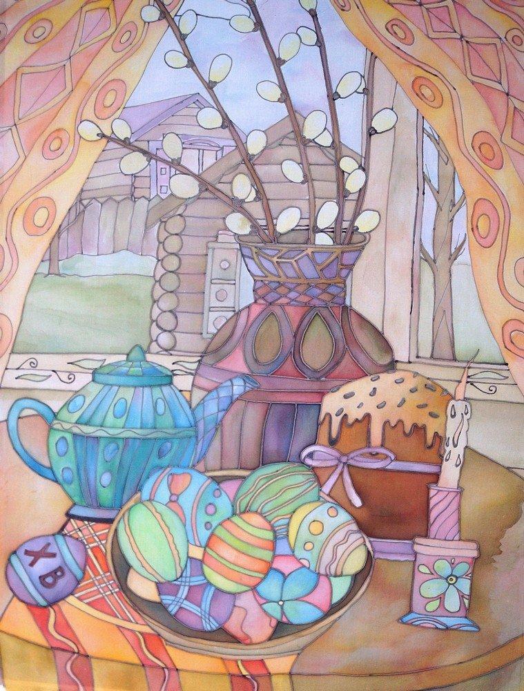 Надписью эльдар, открытки для художественных школ