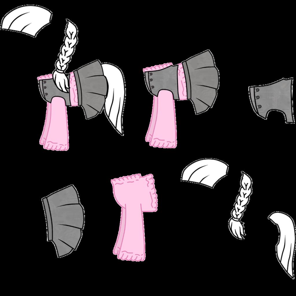Картинки пони одежды для пони обработок