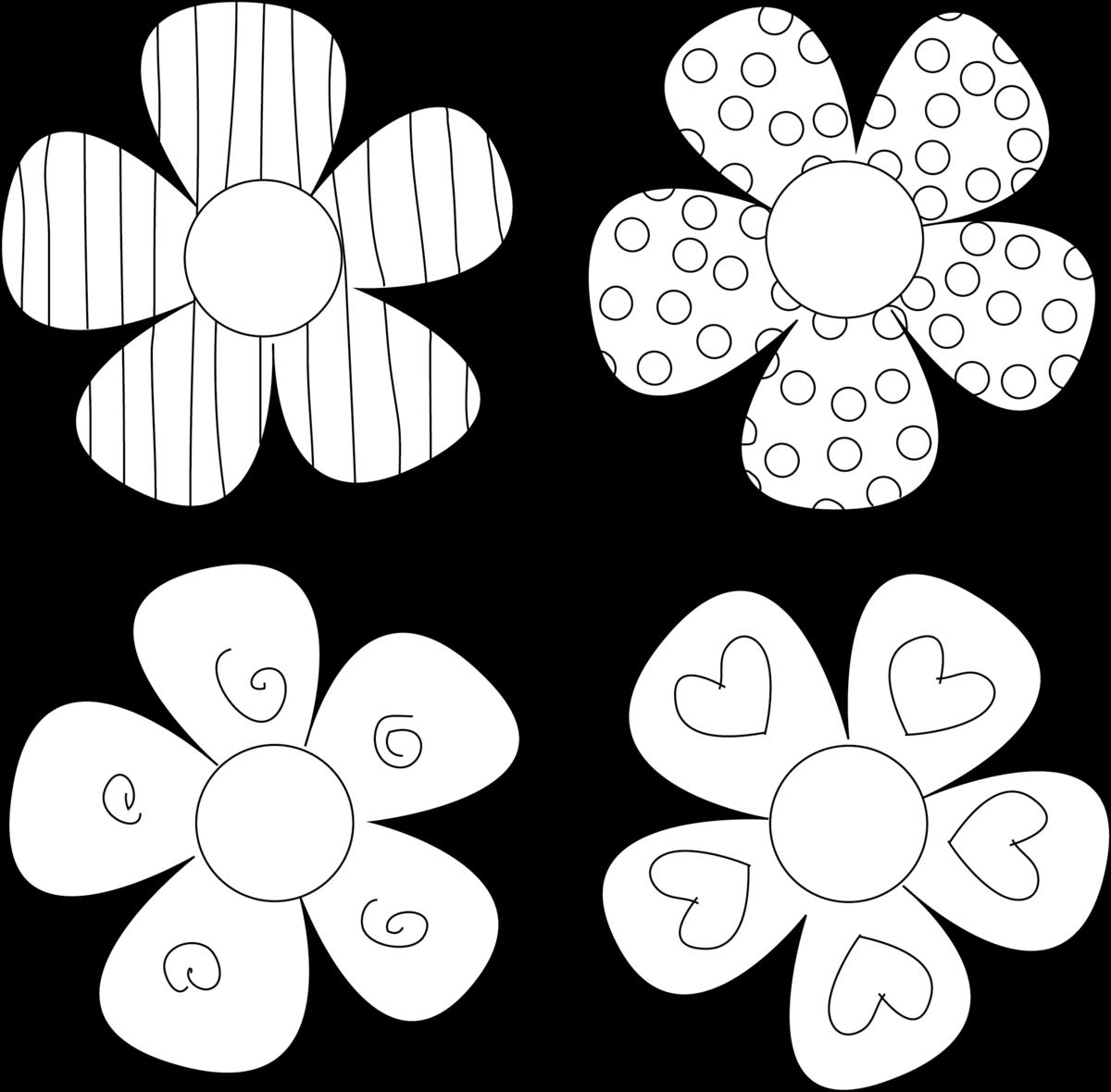 работы цветы для раскрашивания и вырезания всегда вдохновляюсь