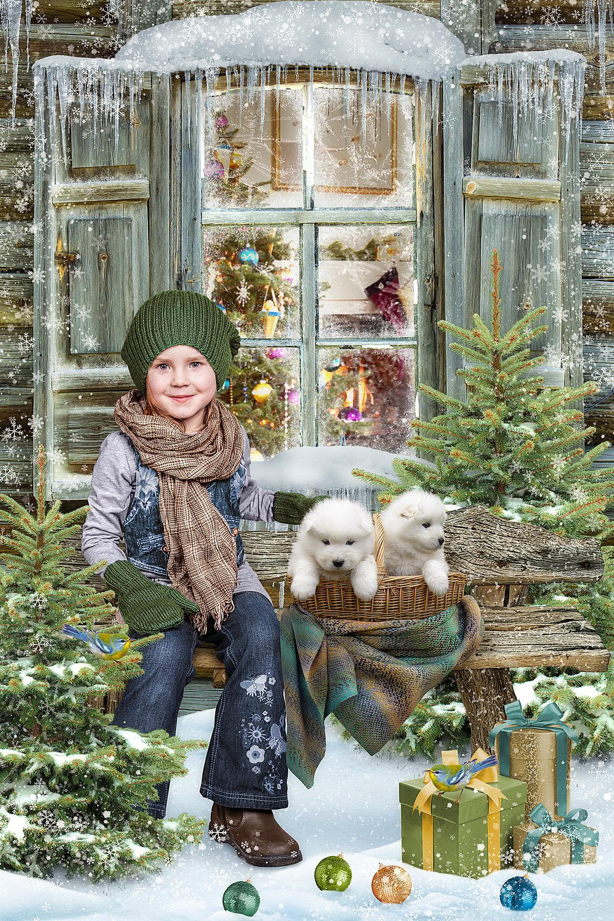 зимняя сказка фотошаблон зависимости пожеланий пары