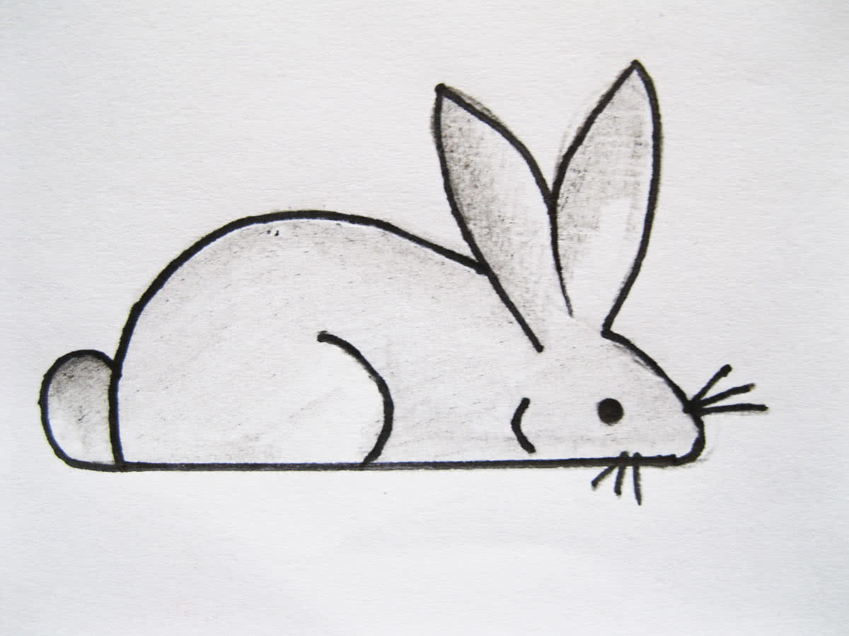 Легкие картинки простым карандашом для срисовки