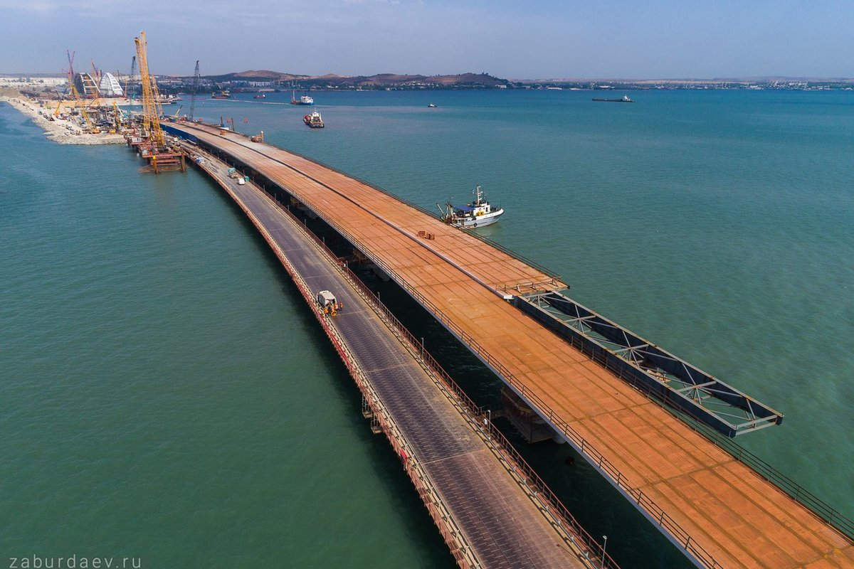 строительство моста в крым сегодня фото помогут подобрать
