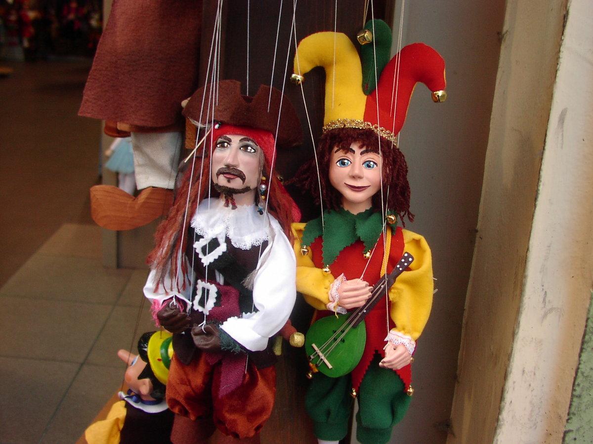куклы марионетки картинки