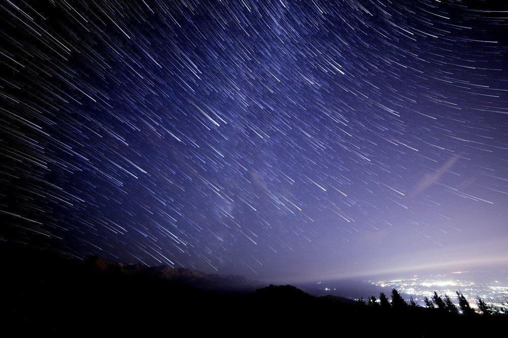 звездный поток картинки