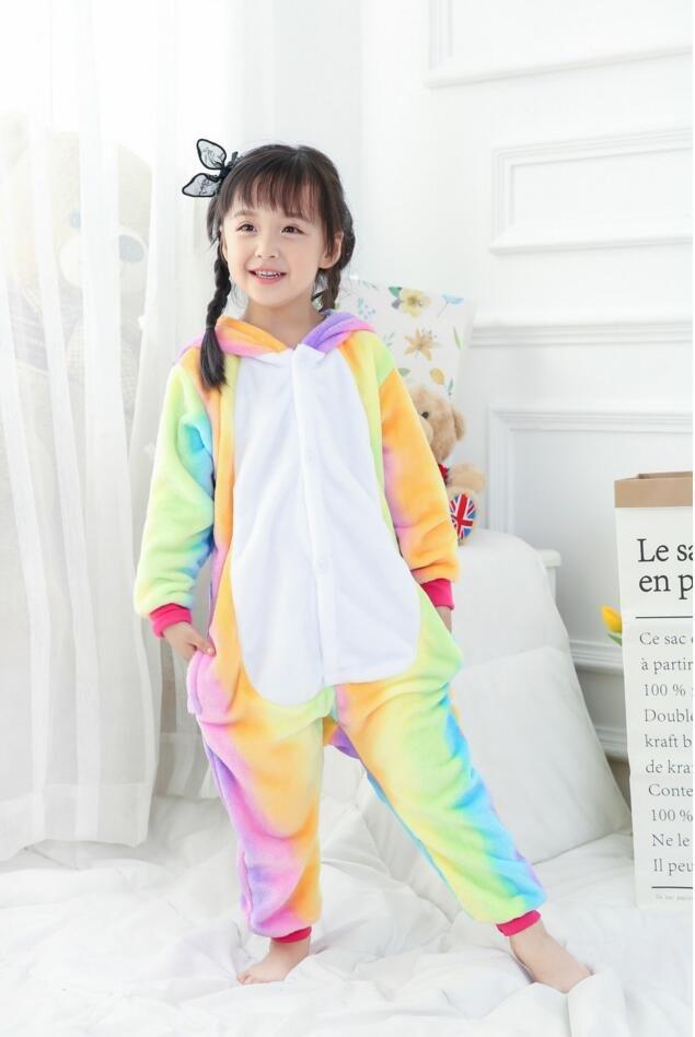 Детская пижама кигуруми Единорог Радуга» — карточка пользователя ... c9c7ced8e73f7