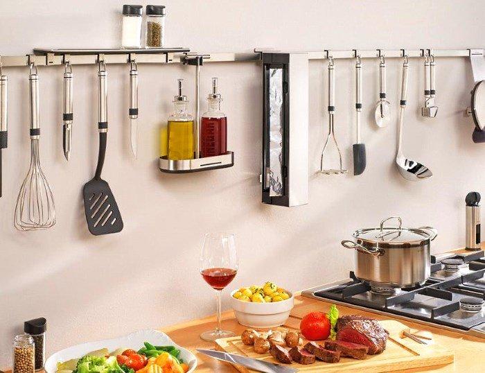 все кухонные аксессуары на одной картинке отказаться