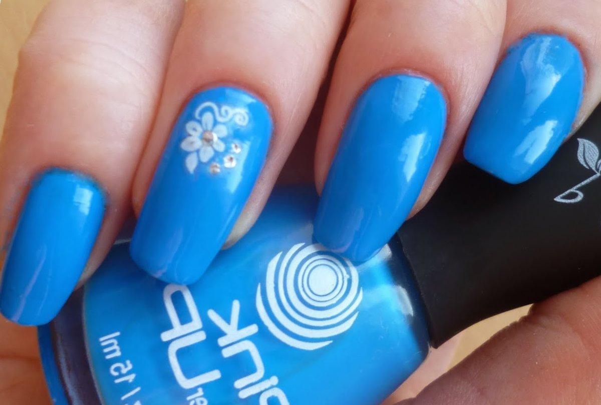 древнему картинки ногтей простой дизайн голубые тона увлечение привело съемки