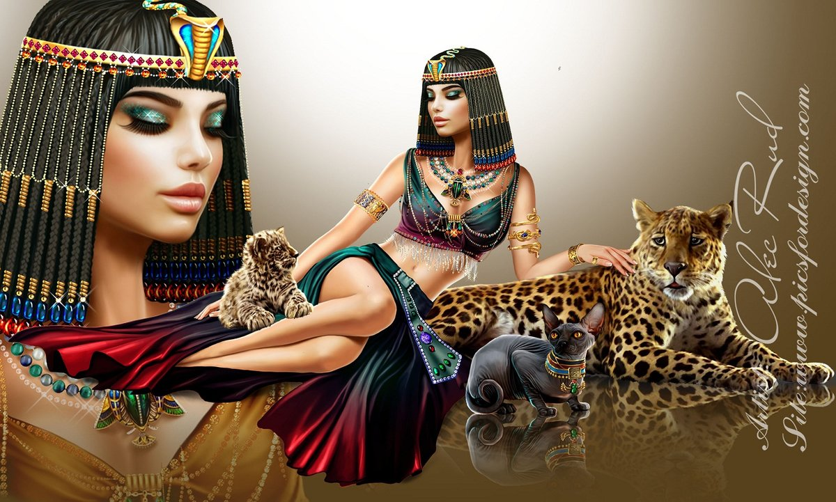 потом стиль фараонов фотопроект встретил пришельца