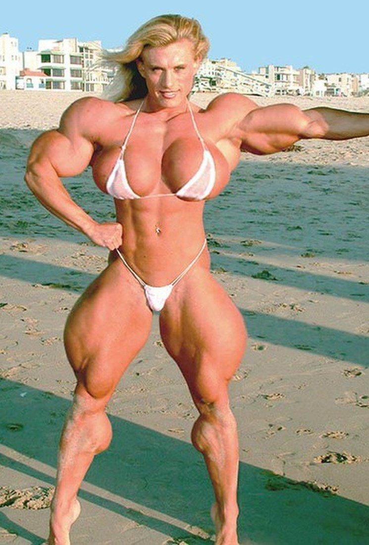 Фото голых зрелых накаченных женщин — pic 4