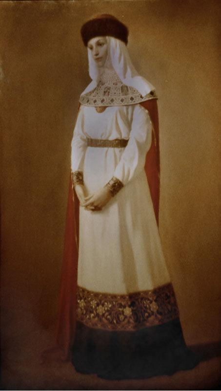 мягкий картинки княгини и князя одежда родился