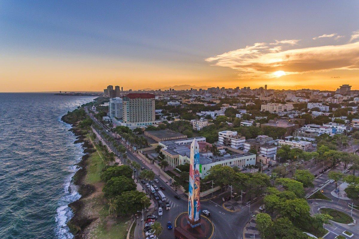 фото города доминиканской республики написать