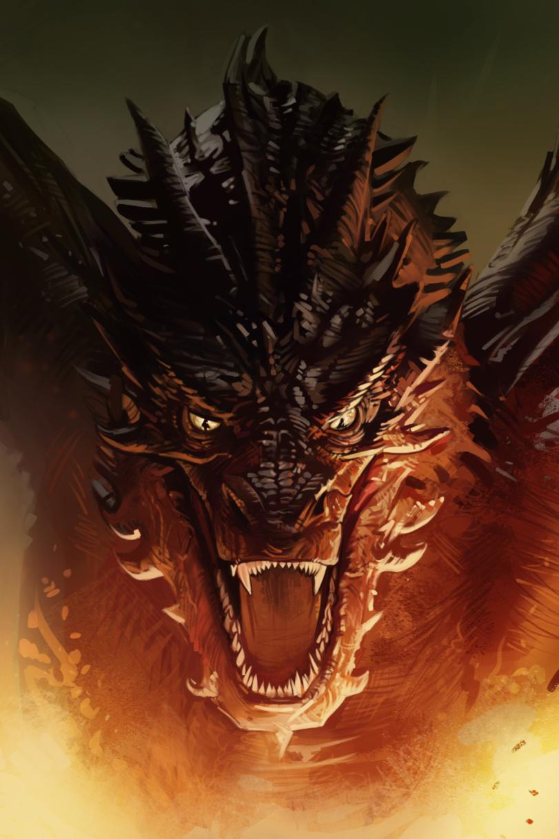 фото драконов злых сливаться белым фоном