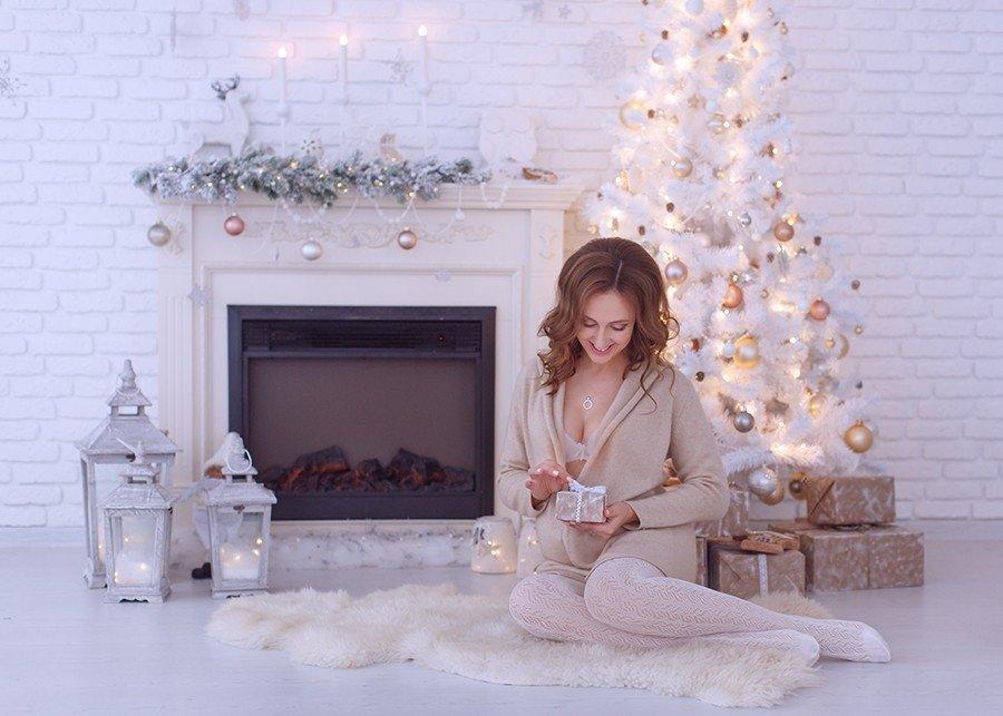 светлом будущем идеи для фотосессии в домашних условиях зима выходить