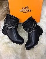 1078fda74526 Ботинки Hermes женские. Ботинки hermes женские часы Подробности... 💯 http