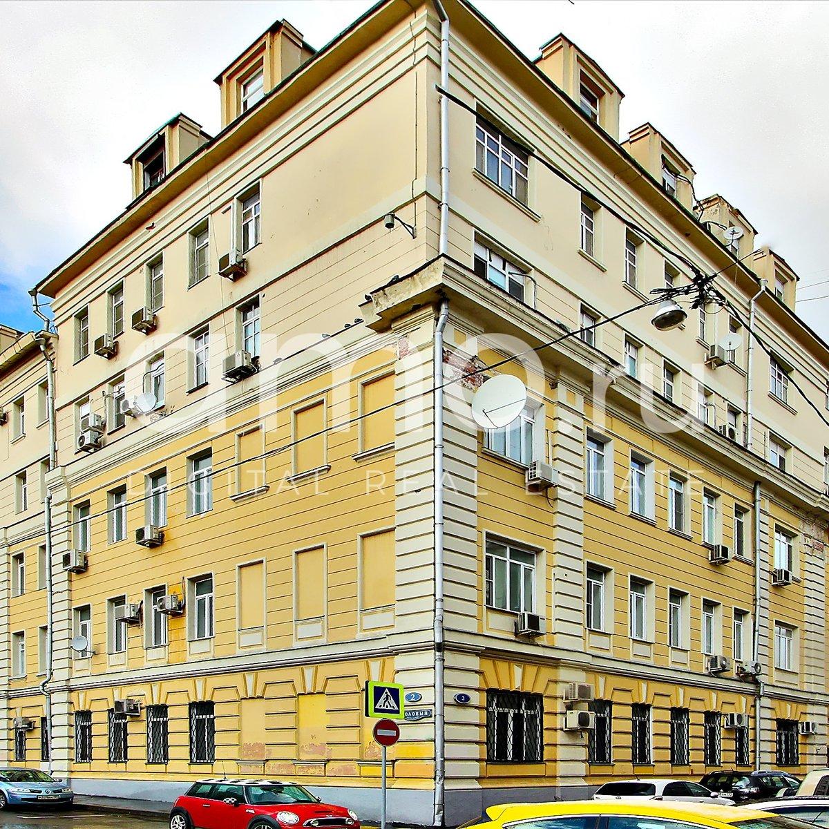 Аренда офиса в Москве от собственника без посредников Мерзляковский переулок пик группа компаний коммерческая недвижимость