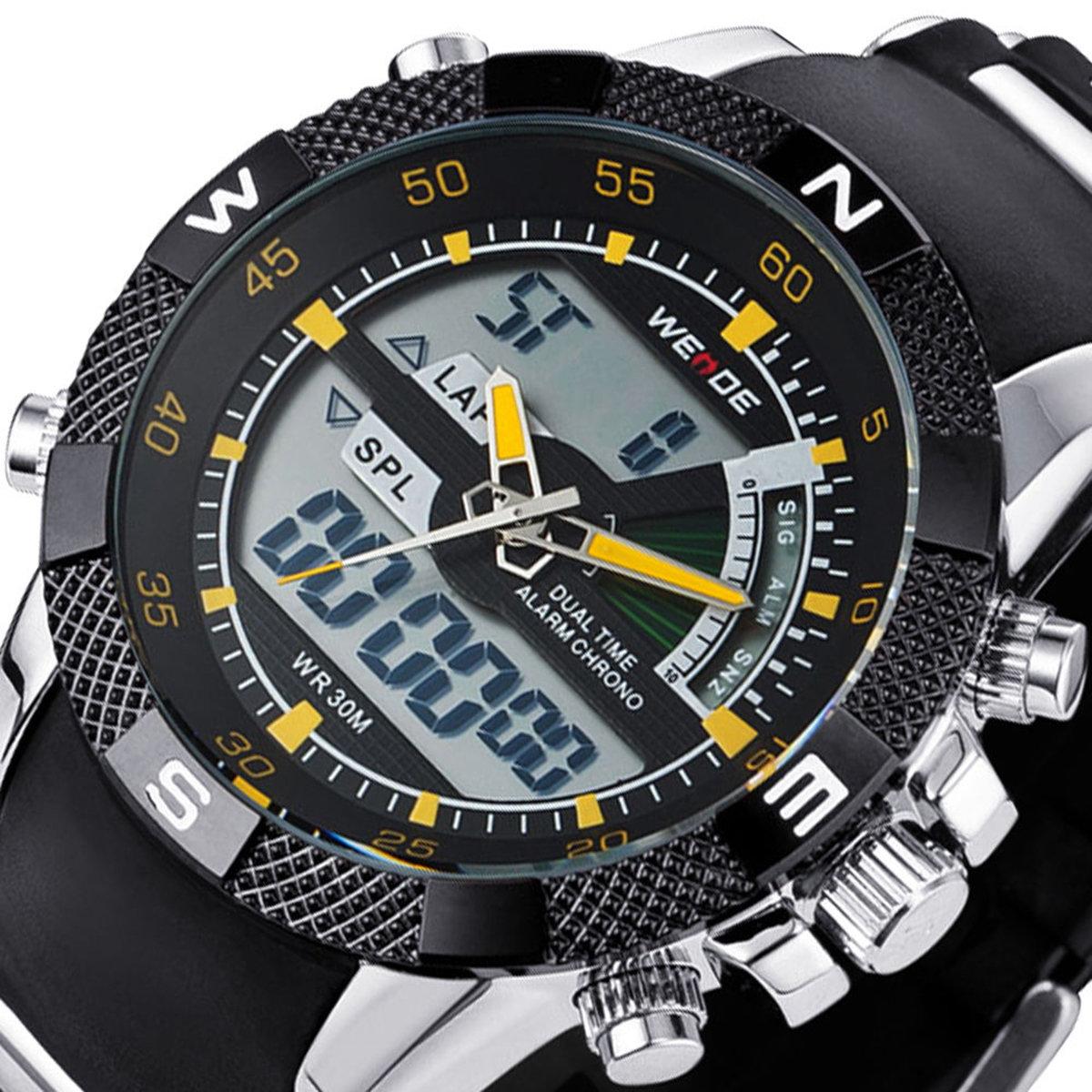 Компания weide watch co, выпускающая часы под брендом weide, имеет многолетний опыт работы на рынке производства и продажи часов.