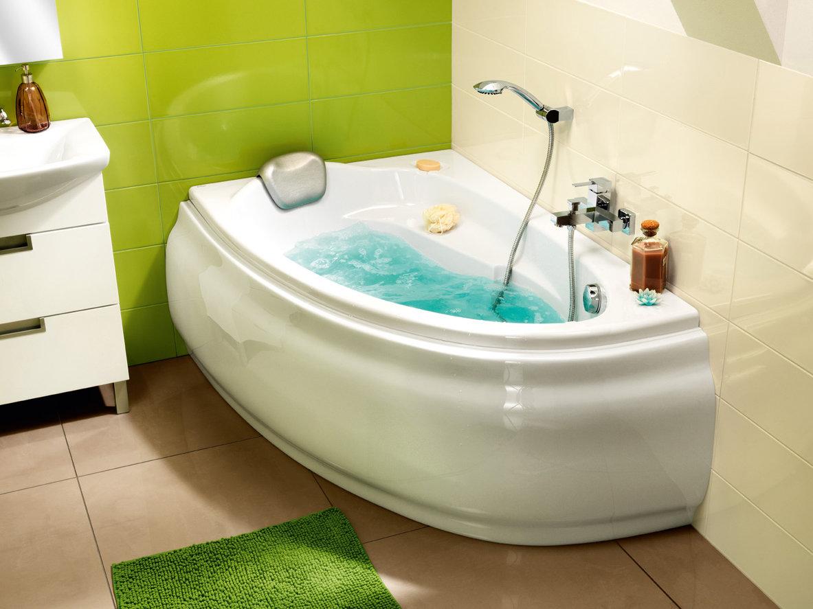 купить угловой ванной