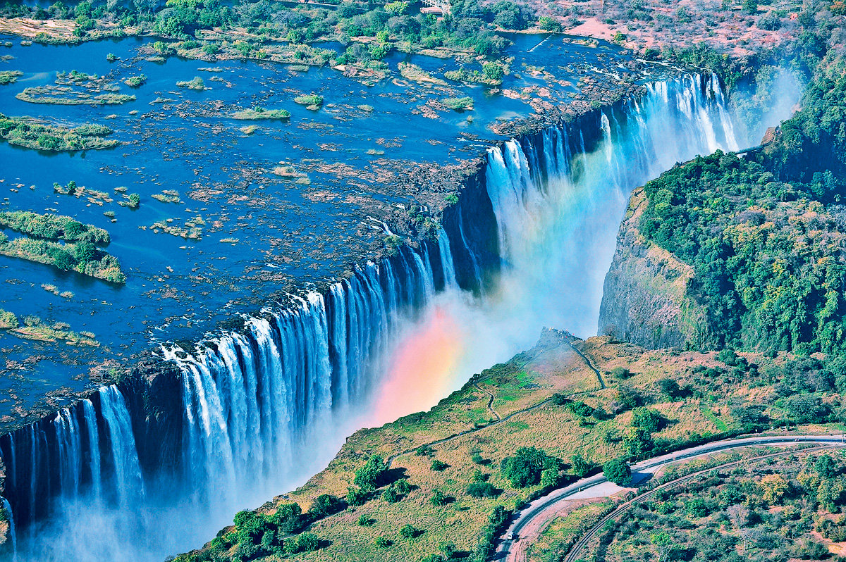 Картинки самого высокого водопада в мире