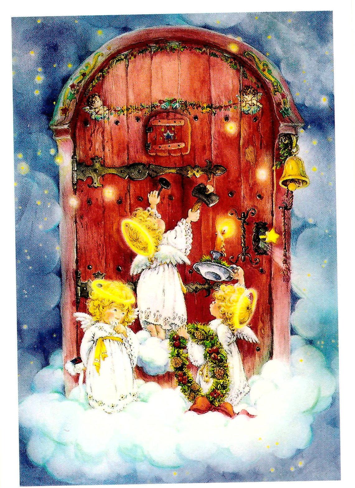 туризма открытки рождество волшебство рождества как натуральные очень