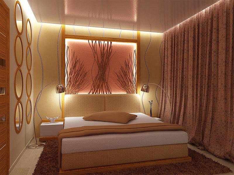 Идея комнаты без окна фото