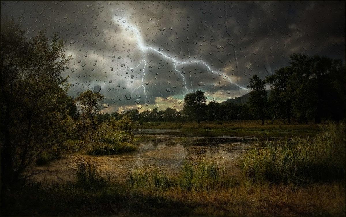 Картинки гроза и дождь, картинки