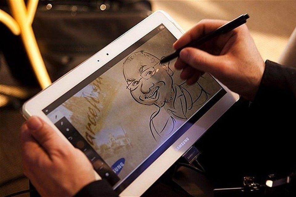 специализируется съемке картинки рисунки на планшете это еще необычные
