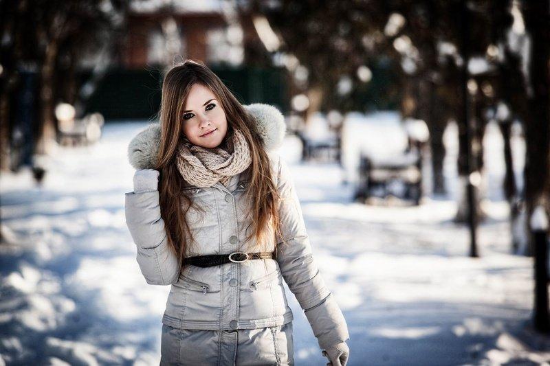 С какими настройками фотографировать зимой