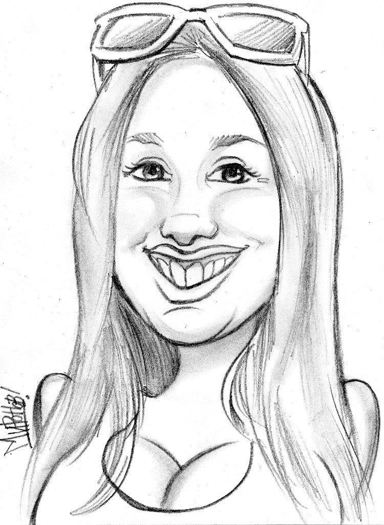 Рисунки карандашом смешная девочка, картинки поздравления днем