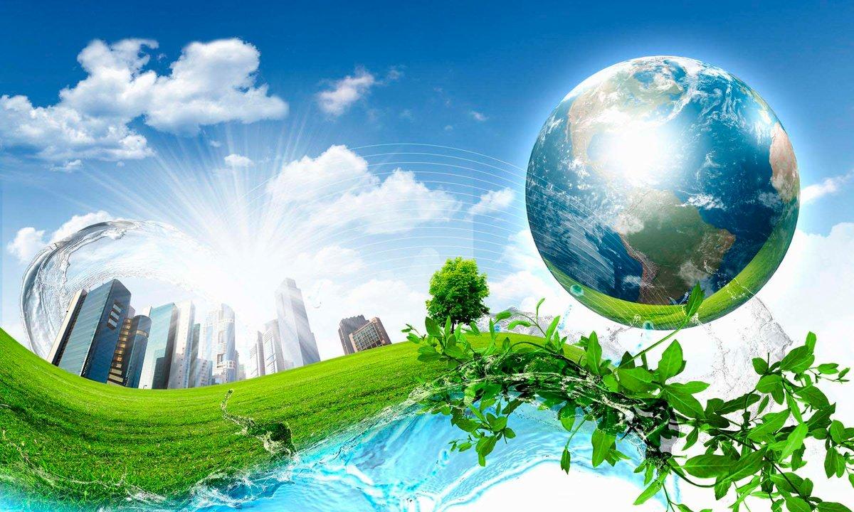 Открытки об экологии
