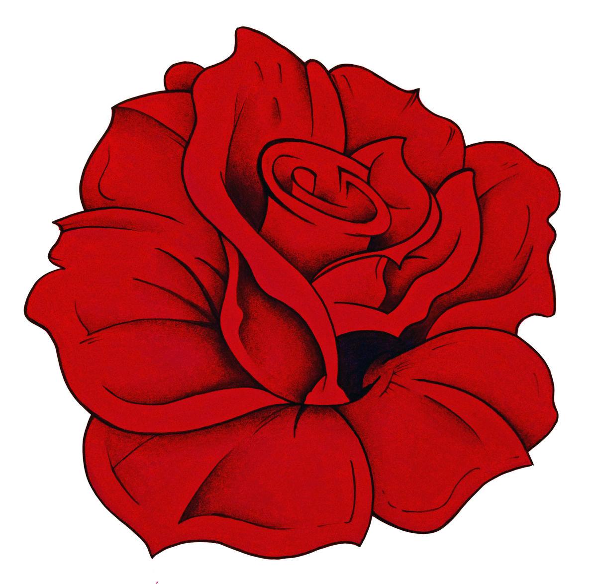 новые лоты рисунок розы картинки хозяйки