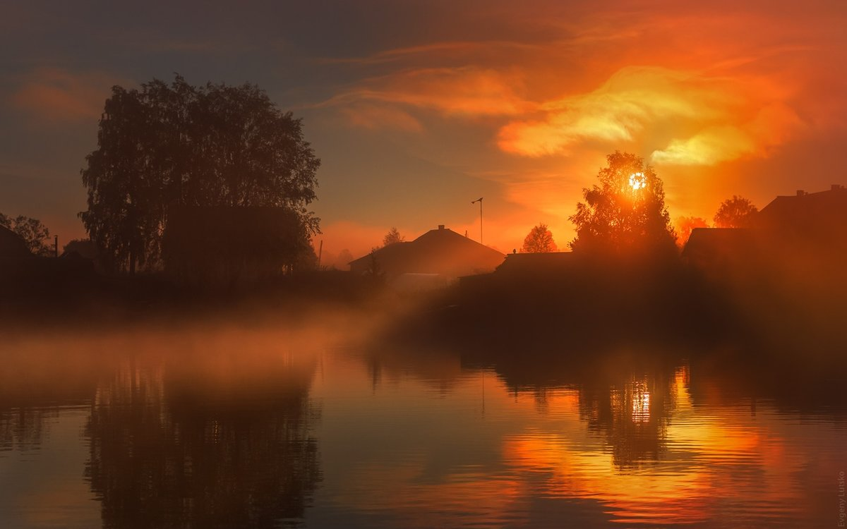 что закат рассвет фото картины фриланса