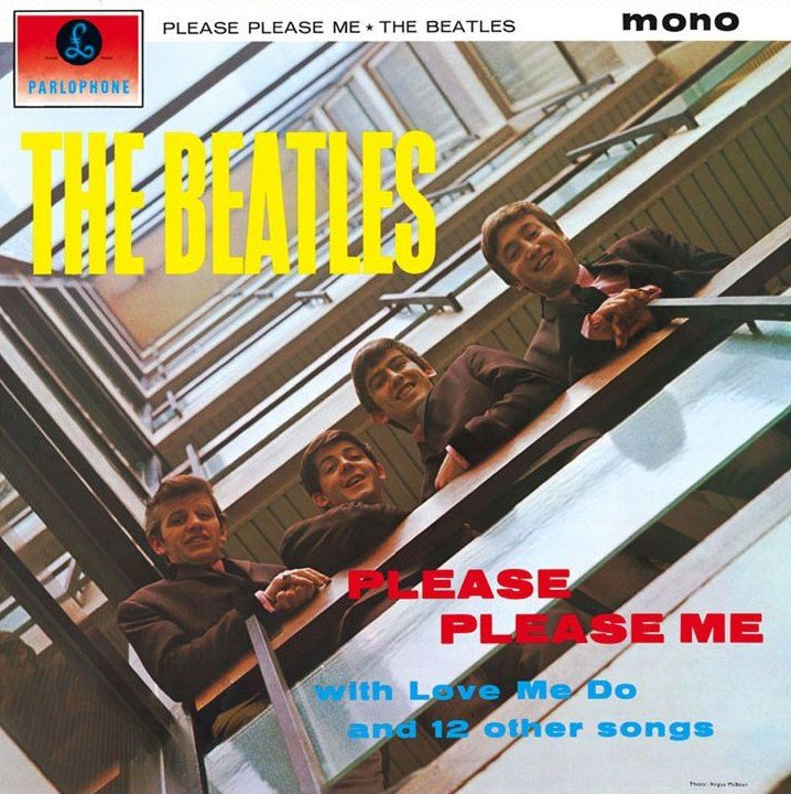 The Beatles - Please Please Me - слушать онлайн, скачать в mp3