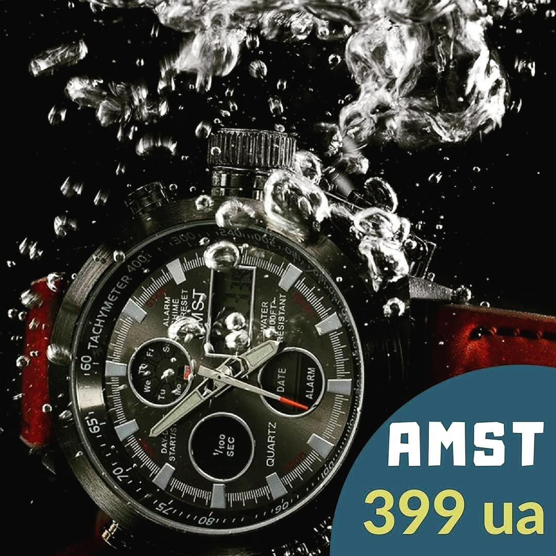25568ff4624b Армейские наручные часы Amst. Мужские Военные Наручные Часы Амст Кварцевые  Официальный сайт 🛒 http