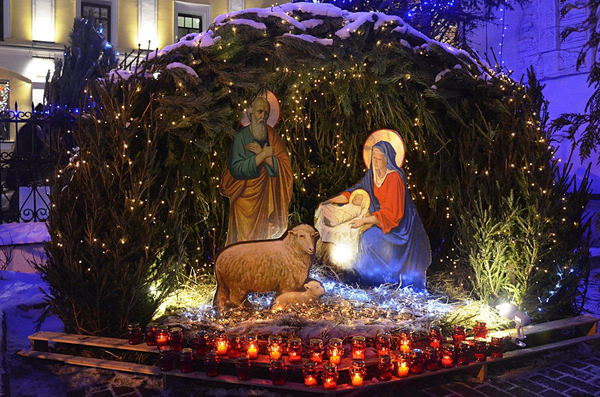 фото рождественских картинок прочтения