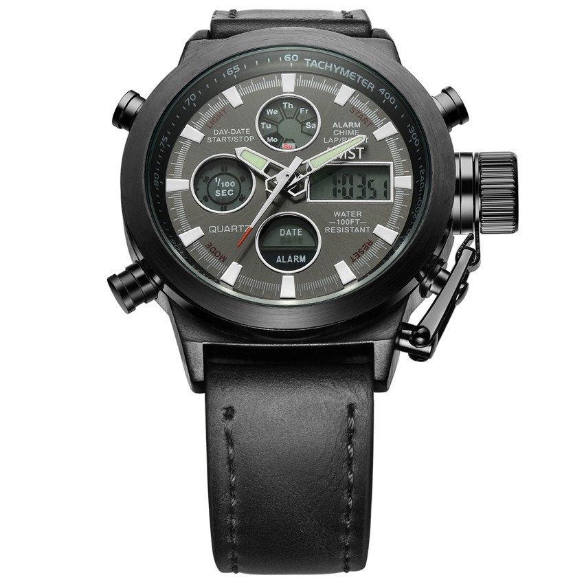 Покупайте наручные часы amst по лучшей цене в интернет-магазине слонопотамия.