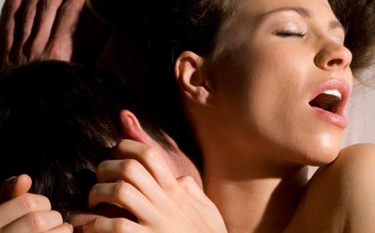 женский оргазм во время траха с мужиком - 3
