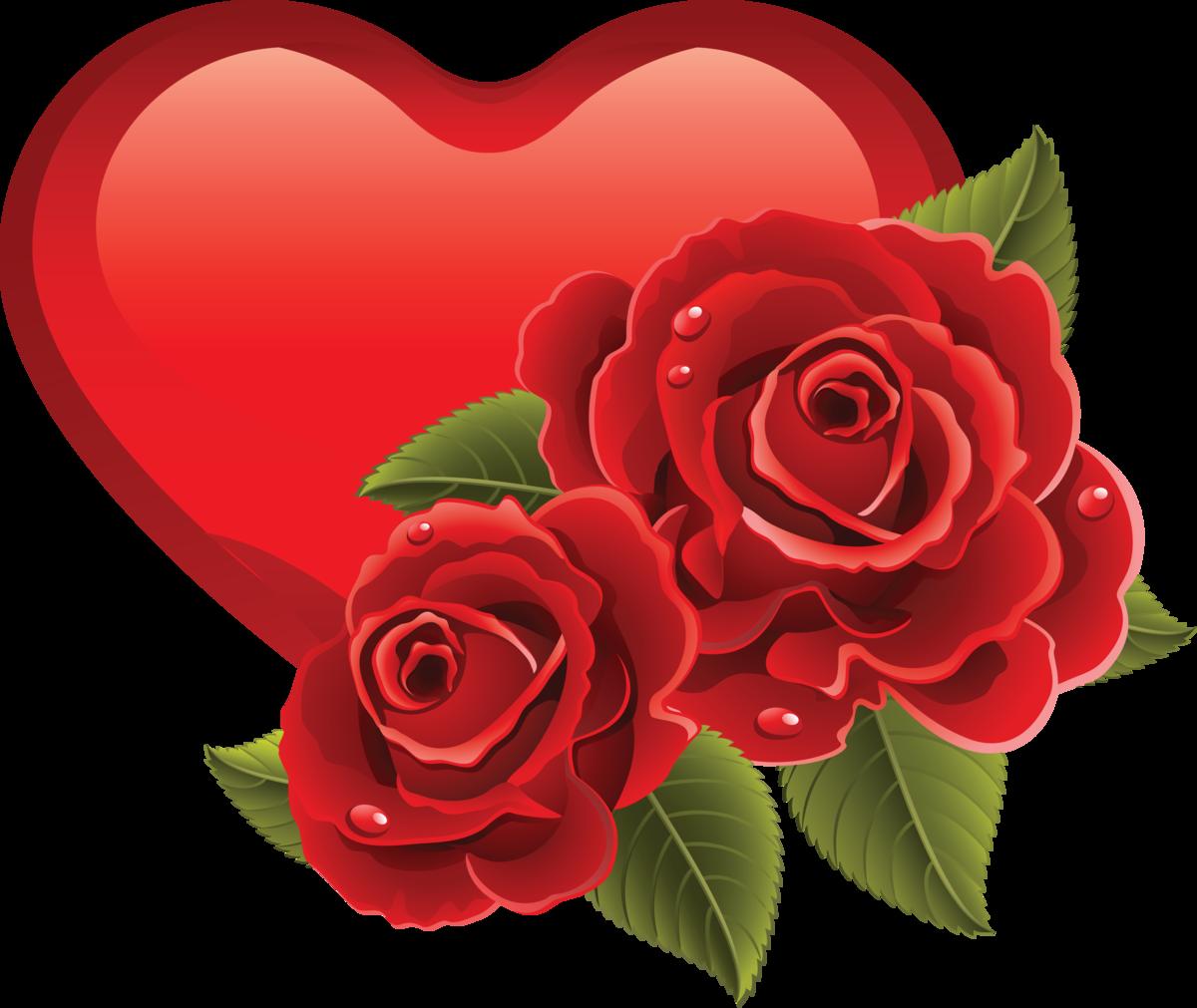 Букет цветов, открытки сердце анимацией