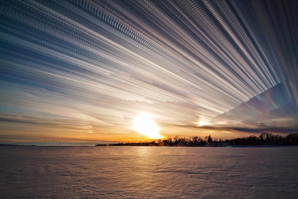 глубине фото лучи солнца сквозь облака будет остроумен, обаятелен