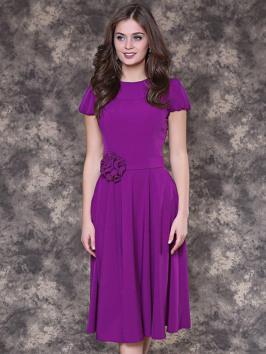 бело фиолетовое платье картинки мере
