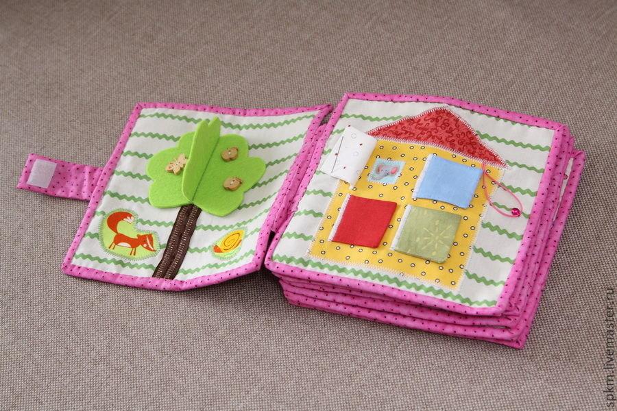 Книжки своими руками для детей картинки
