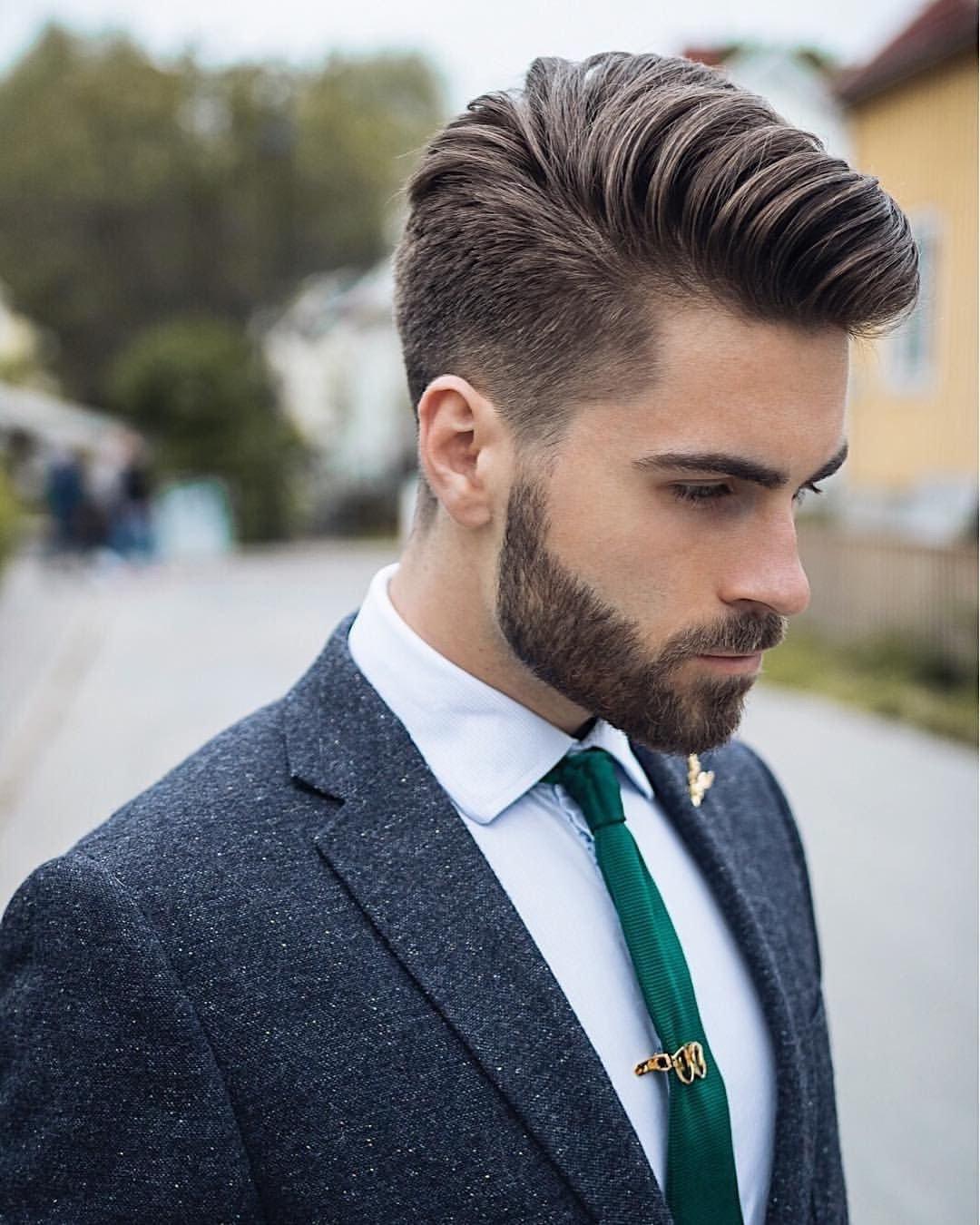 Модные мужские стрижки года: фото, название мужских стрижек.