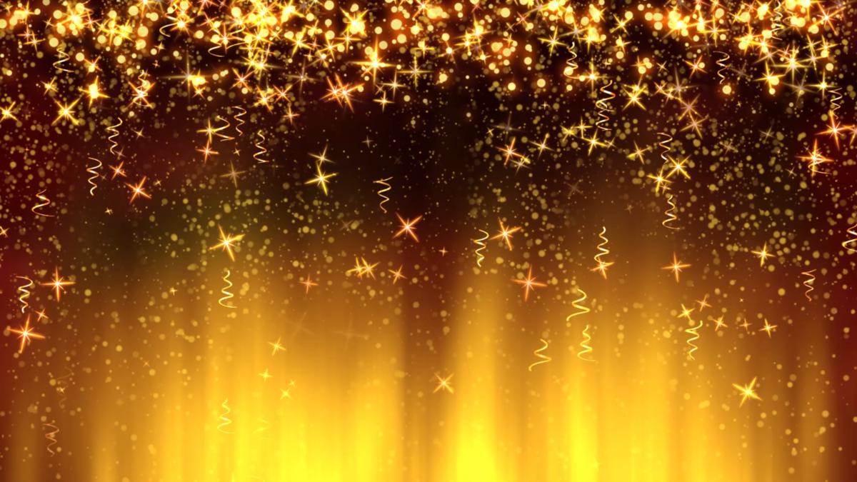 Картинка звездный дождь анимация