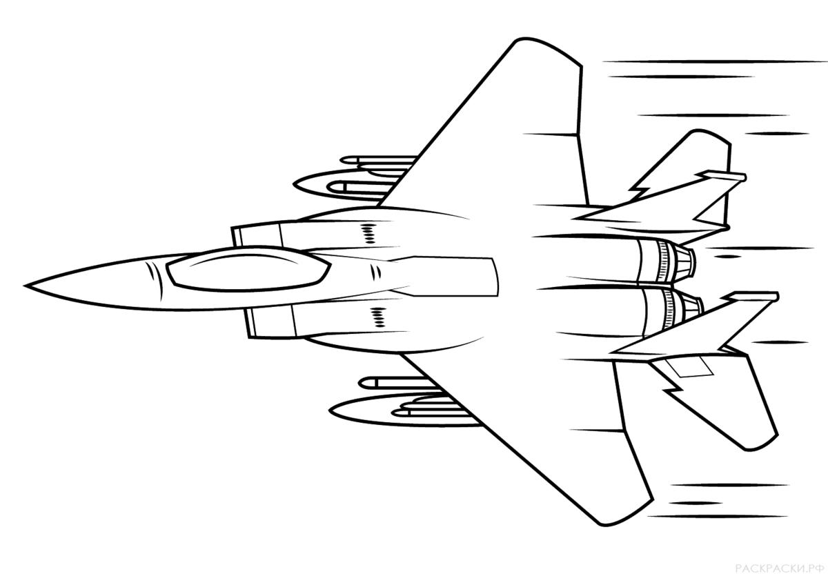 Для, картинки военных самолетов для срисовки