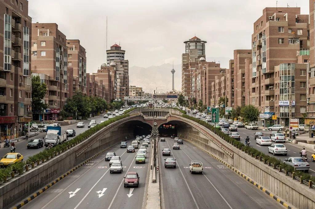 кто-то фото города тегеран готов