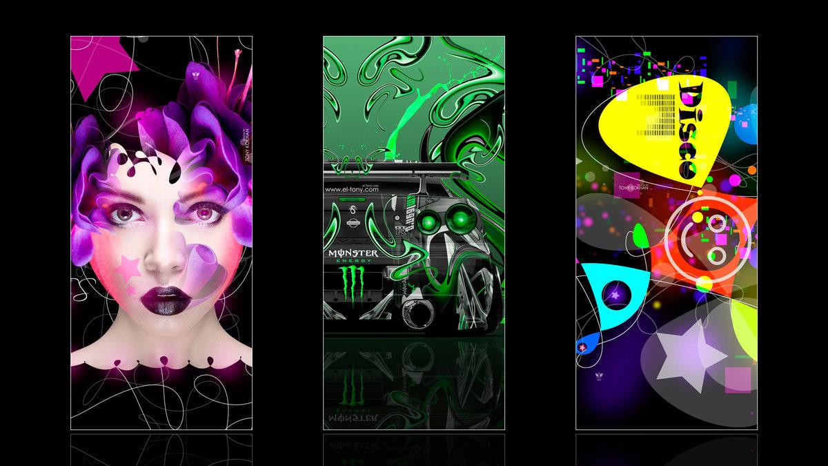 Wallpapers 5k For Apple Iphone X Suddenness Girl Monster Energy