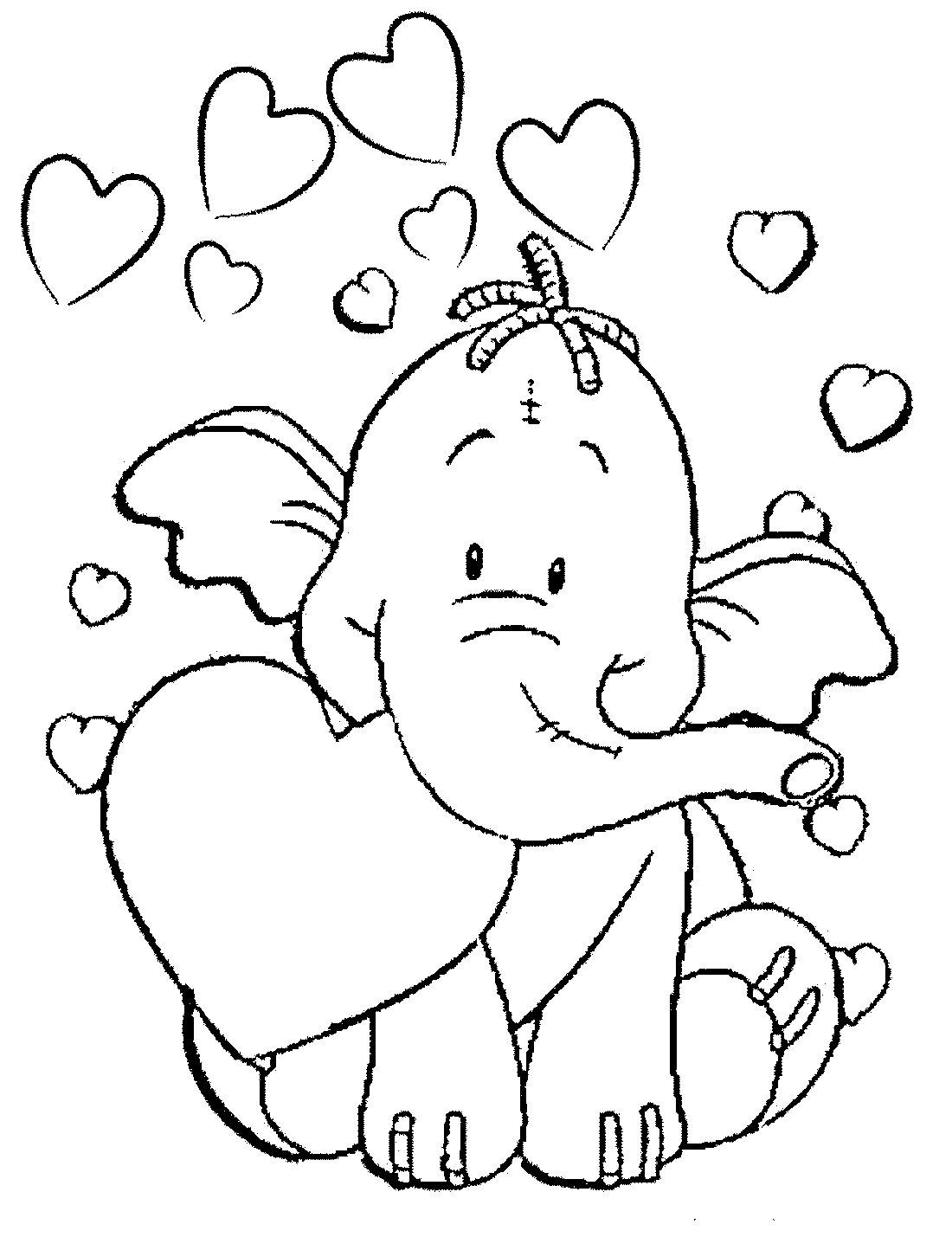 Любимой девушке, картинки ко дню 14 февраля рисовать