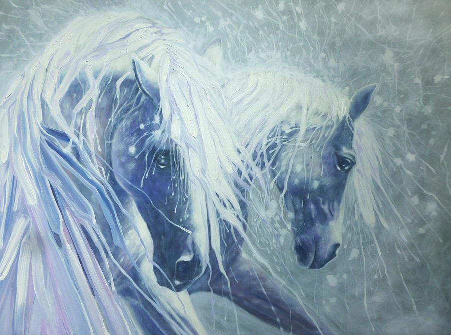 картинки с лошадьми голубой нас найдете полный